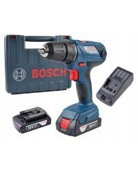 Bosch Акк. шуруповерт GSR 140-Li 2 х 1,5 Ач 06019F8020