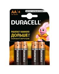Батарейка DURACELL LR 6 (2*6) АА пальчиковая
