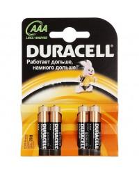 Батарейка DURACELL LR 03 (2*6) ААА мизинчиковая