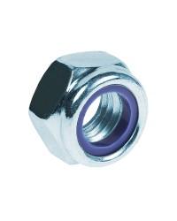 10 Гайка со стопорным кольцом DIN 985