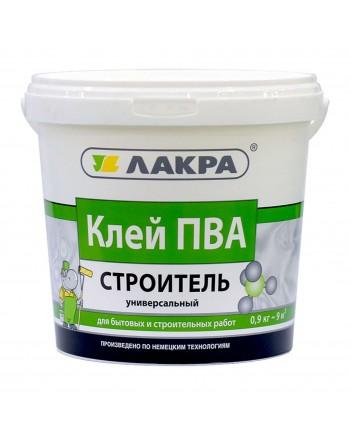 """Клей """"ПВА"""" Строительный 0,9 кг"""