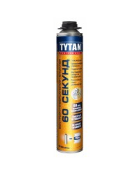 Tytan Professional Быстрый пено-клей 60 секунд