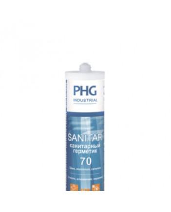 448741 PHG Absolute Universal  силиконовый клей герметик белый 260 мл