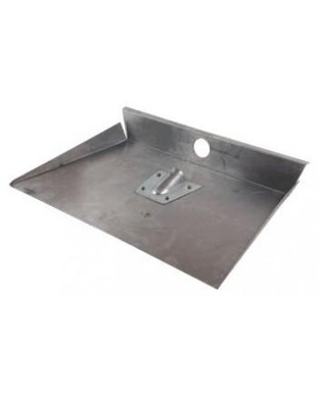Лопата алюм. 3-б 500*375 б/ч 8026600