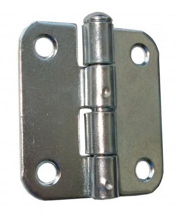 Петля накладная ПН5-40 цинк