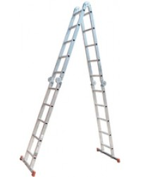 Лестница Трансформер 4 секции, 4 ступени, 63-4-004