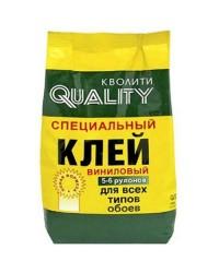 КВОЛИТИ клей обойный специальный виниловый 200 г./30