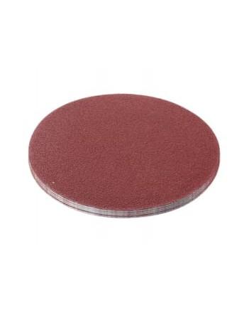 Круг шлифовальный с липучкой, 10шт, D 125, Р40 39652-1