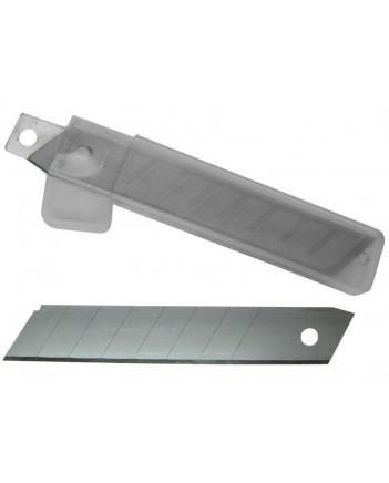 Лезвие для ножа технического 18мм Успех 10418