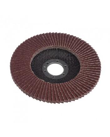 Круг для УШМ лепест.125*22  Р100  Vertex