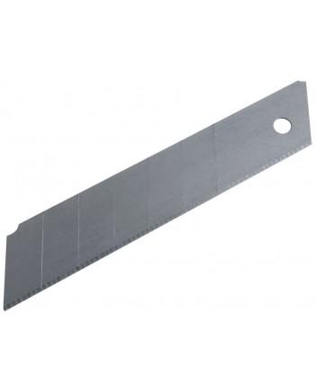 Лезвия для ножа технического 25мм (10шт) 10424