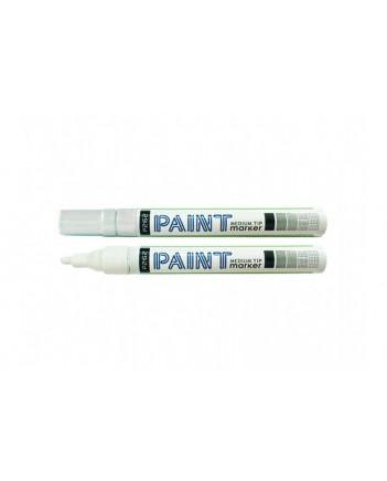 Маркер-краска на масляной основе, цвет белый