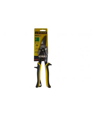 STAYER Ножницы по металлу, левые, Cr-V, 250 мм