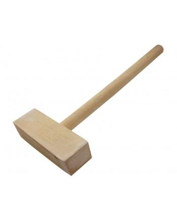 Киянка деревянная 140мм 45602