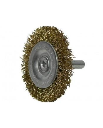 Корщетка-колесо д. 60мм, 38506