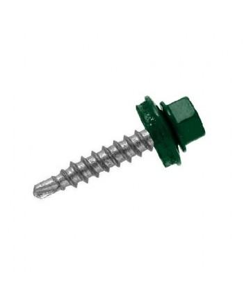 4.8х29 Зеленый RAL 6005