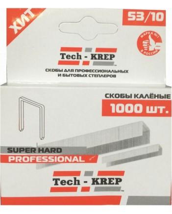 12х0.7х11.3 Скоба каленая мебельная  Tech-KREP