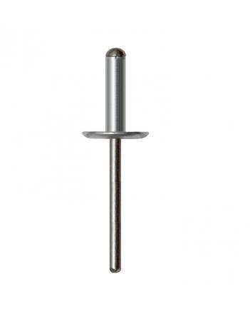 4,0х10 Заклепки сталь/сталь, цинк