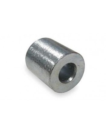 Втулка алюминиевая 75мм