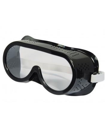 Очки защитные, черный корпус 12209