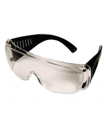 Очки защитные (черные дужки) USP 12222